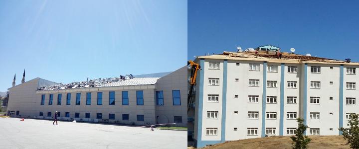 Çatı Onarım İşi