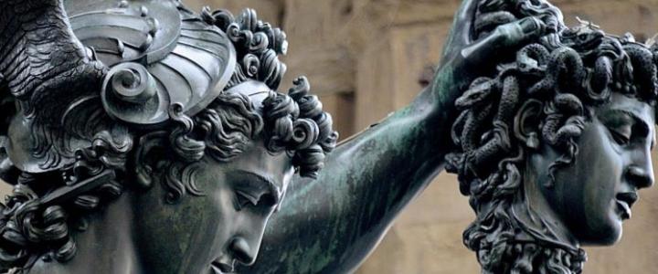 Perseus heykeli